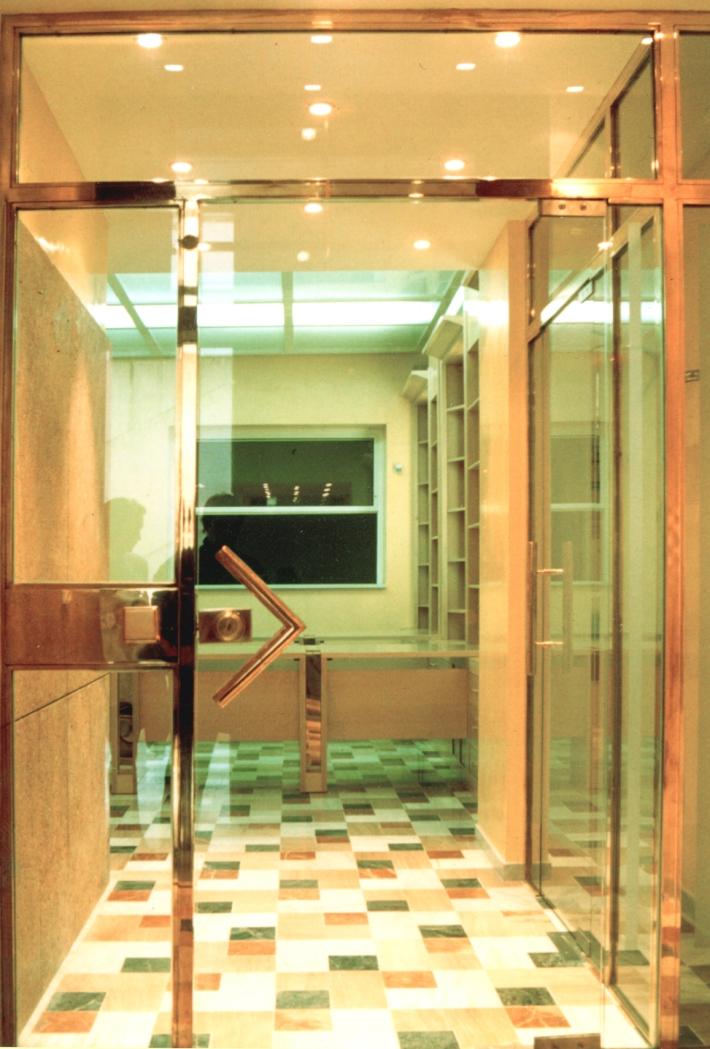 Oficinas para despacho de abogados proasa sevilla - Arquitectura tecnica sevilla ...